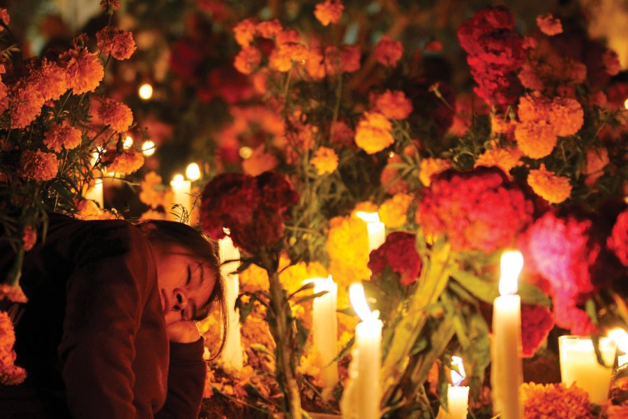 'Day of the Dead' expresses faith