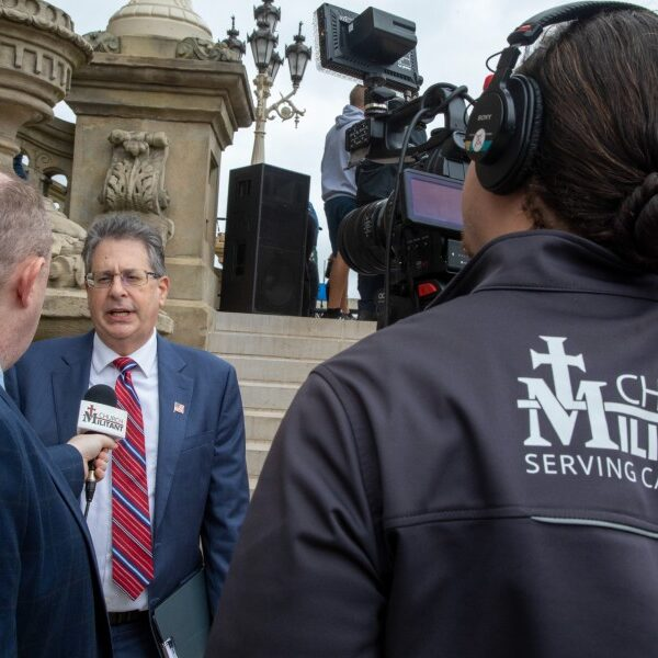 Judge rules group can hold its rally during bishops' assembly in Baltimore