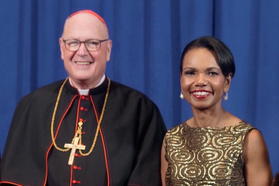 Condoleeza Rice headlines Al Smith dinner; gala returns as in-person event