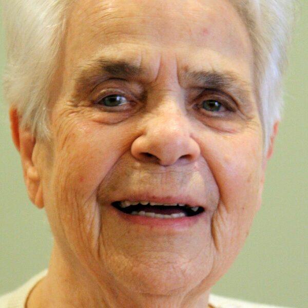Sister Patricia Cherry, O.P., dies at 90