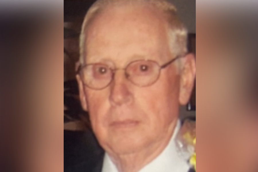Deacon J. Donald MacKnew, deacon at St. Margaret Church, dies at 88