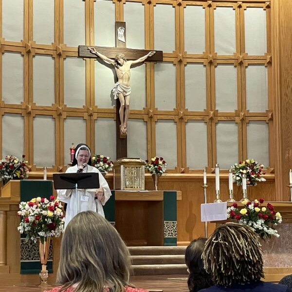 The Maryland Catholic Women's Conference, osso buco, and other highlights from the week (7 Quick Takes)