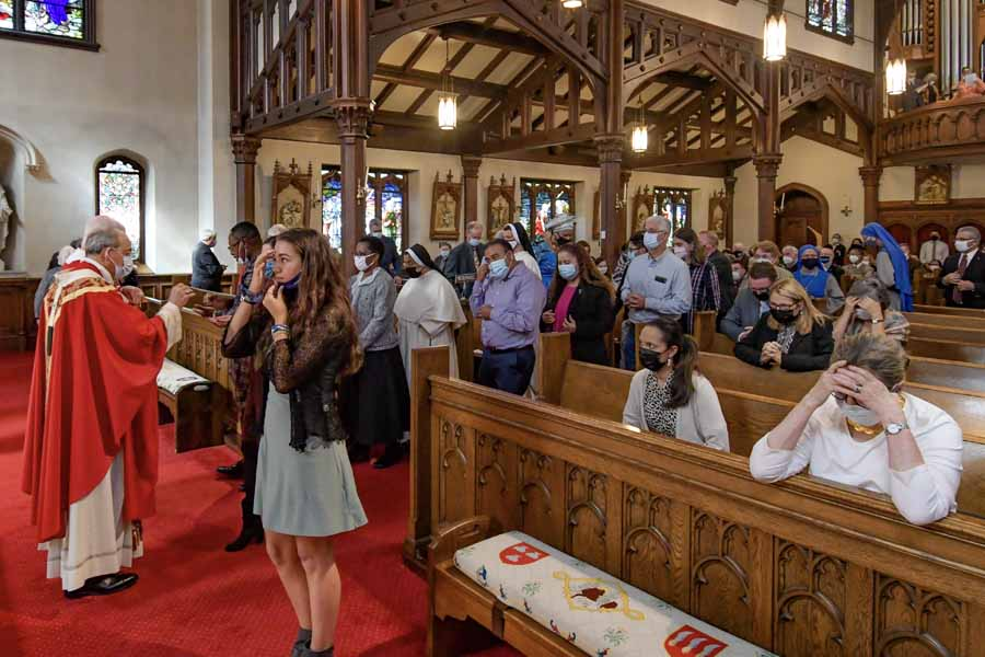 Archbishop Lori opens local phase of synod planning for church renewal