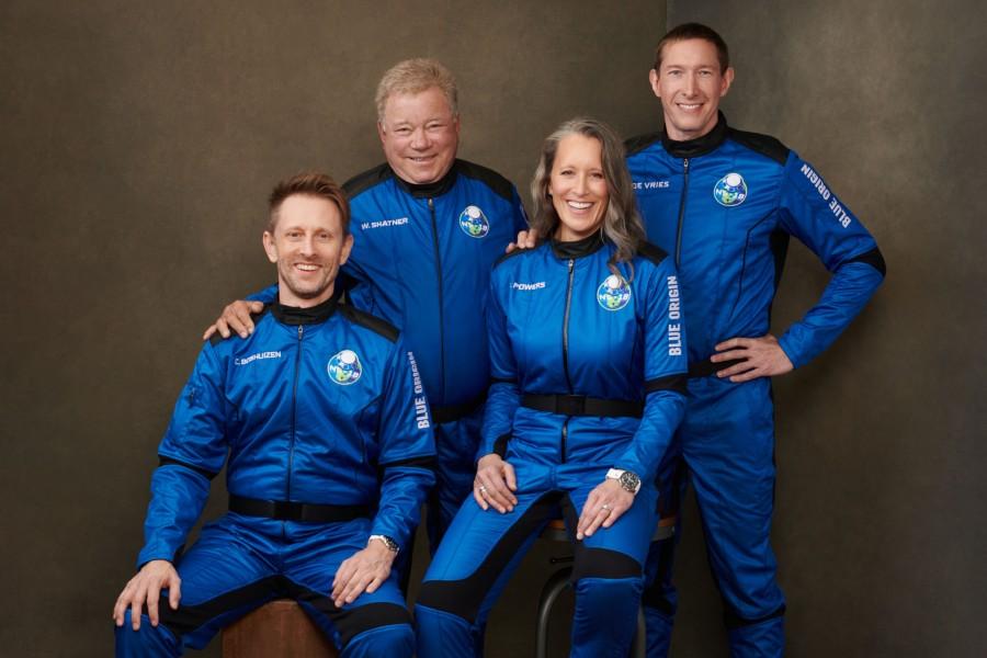 Sailor in Space: Mount de Sales graduate completes rocket mission